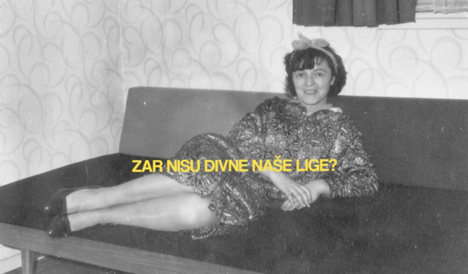 The Place From Where I Write You Letters Nikolina Bogdanović